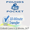 Pounds To Pocket  Loans for Bad Credit