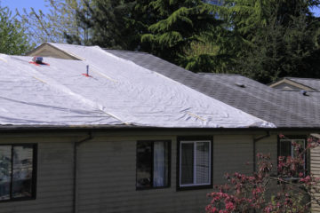 Big Home Projects - Roof