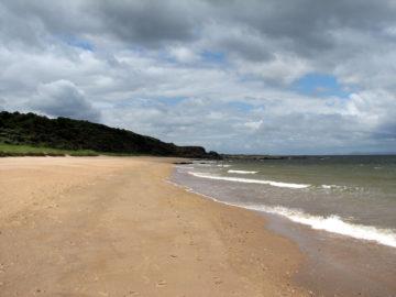 Europe Beach in Summer