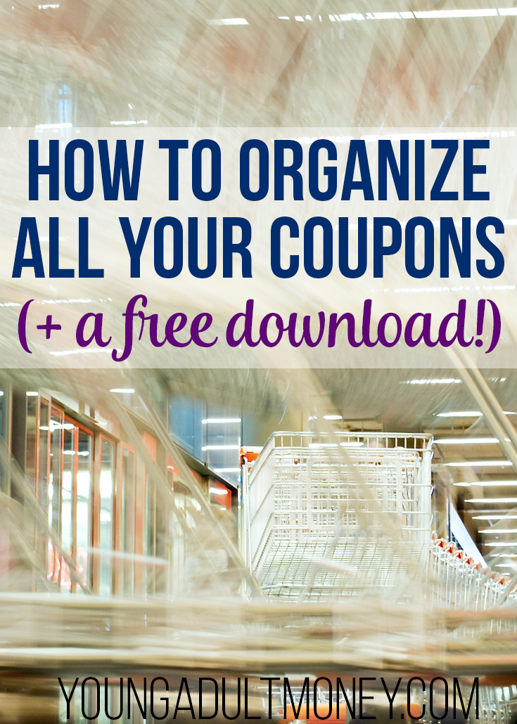Mar 02,  · Do your coupons expire before you ever remember to use them? That's likely because of organization. Keep in mind, I'm a throw-it-in-a-box person but with coupons, organization is the key to savings. The most popular way of organizing coupons is by using the coupon binder. 1.