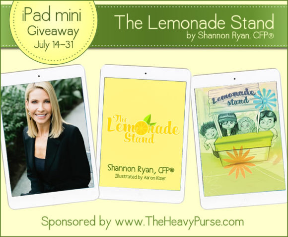 The Lemonade Stand Giveaway