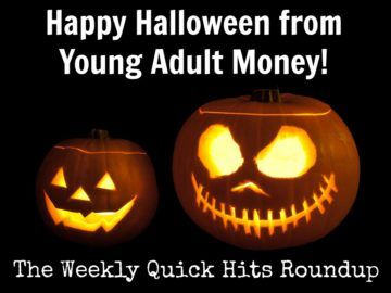 Happy Halloween from Young Adult Money 2014