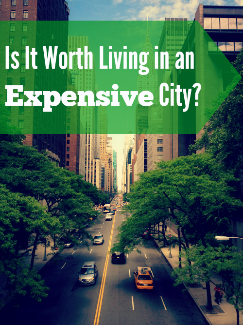 Living in an expensive city sometimes requires other sacrifices, even if your salary increases. Is it worth it?