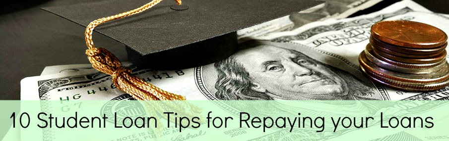 10 Student Loan Tips for Repaying your Loans | Young Adult Money
