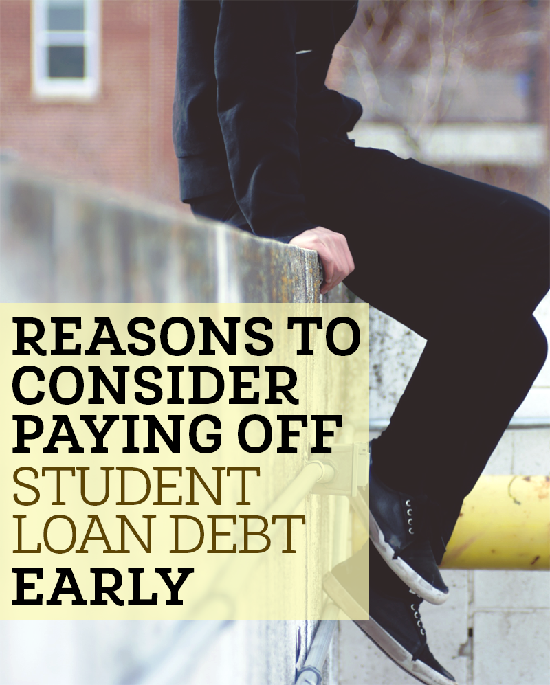Should You Pay Off Student Loans Early? - Money Under 30