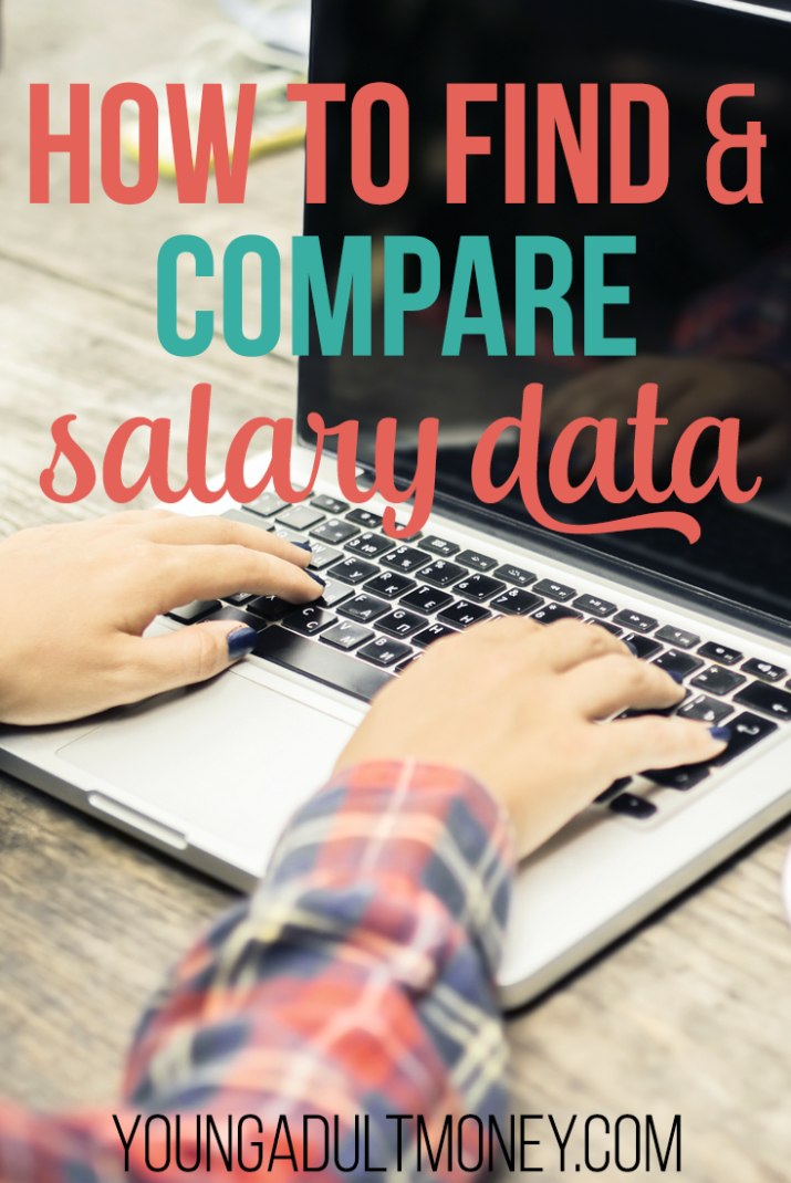Are you getting paid a fair salary? If you find and compare salary data you will be able to tell how you stack up to others in similar jobs.