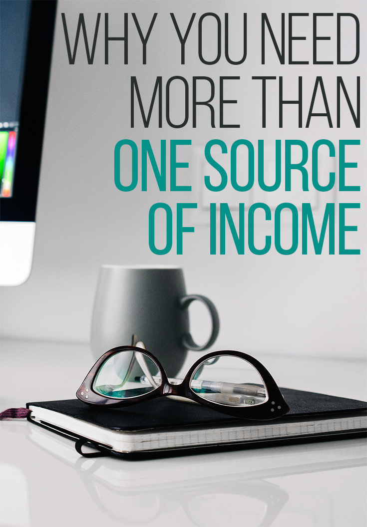 Do you have a backup plan in case you lose your job? Do you want to achieve your financial goals faster? Having more than one source of income will help.