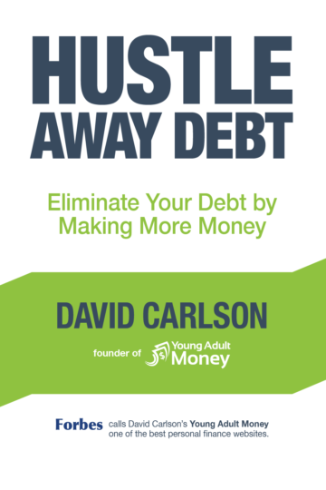 Check out DC's new book Hustle Away Debt to learn everything you wanted to  know about making money through side hustles!
