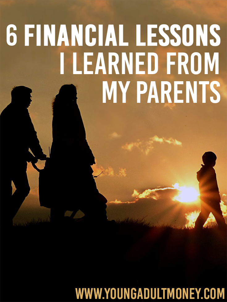 the lessons i learned while growing up Lessons i learned growing up around a funeral home x  i played in the back while my dad embalmed  i really can't think of a better place to grow up .