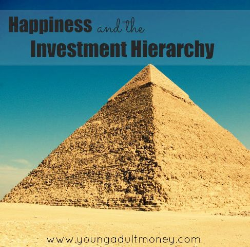 Happiness & the Investment Hierarchy