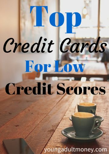 Best credit card options for young adults