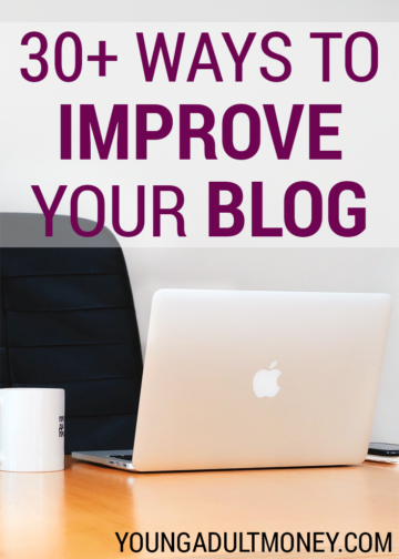 30+ Ways to Improve Your Blog PINTEREST