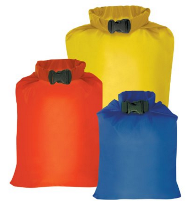 waterproof sacks