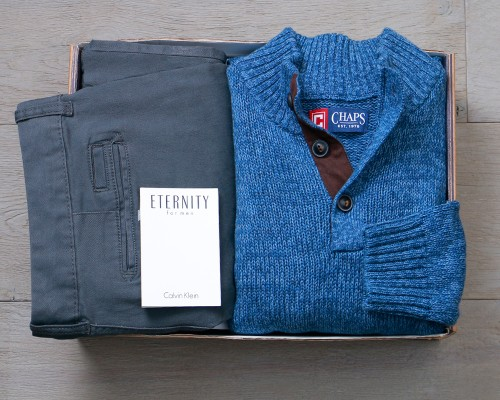 Fashion Stork Mens Clothing Subscription Box