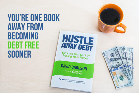 Hustle Away Debt - One Book Away From Paying Off Debt