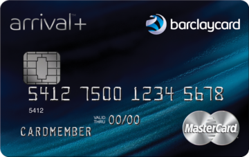 Barclaycard Arrival Plus World Elite MasterCard