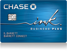 Chase Ink Business Plus