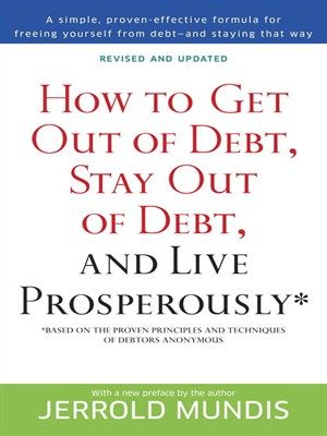 how to live with debt