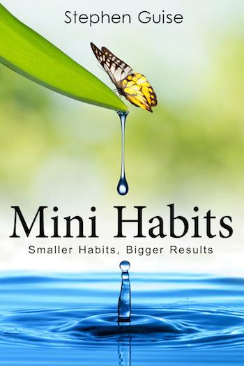 Mini habits to increase productivity