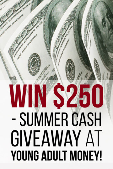 win 250 dollars giveaway