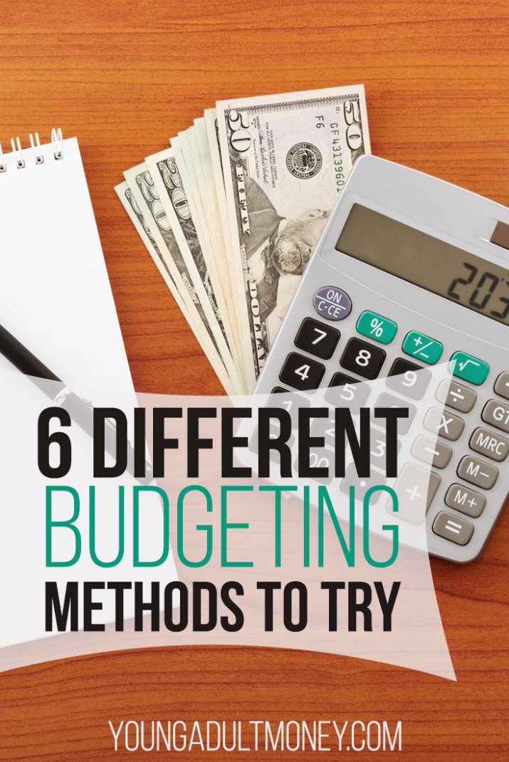 There are many ways to budget your money aside from a traditional line-item budget. If that hasn't worked for you, try these other budgeting methods.