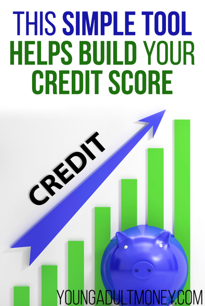 This Simple Tool Helps Build your Credit Score | Young ...