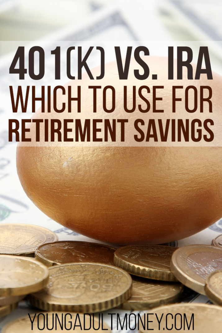 1. what are the main differences between a 401k and a roth ira?