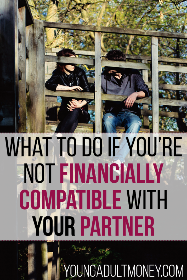 What to do if You and Your Partner Aren't Financially Compatible
