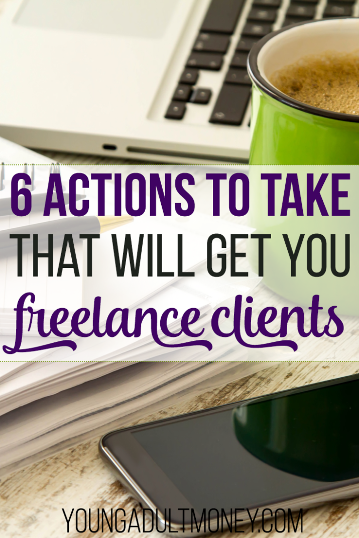 Are you finding it hard to get work as a freelancer? Here are six strategies you can use to get and keep freelance clients so you can get out of your rut.