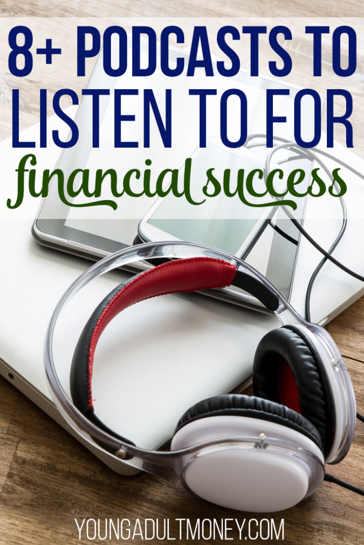 Tired of reading about personal finance? Try listening to these 8+ engaging personal finance podcasts instead. Same great advice, but on your commute or break!