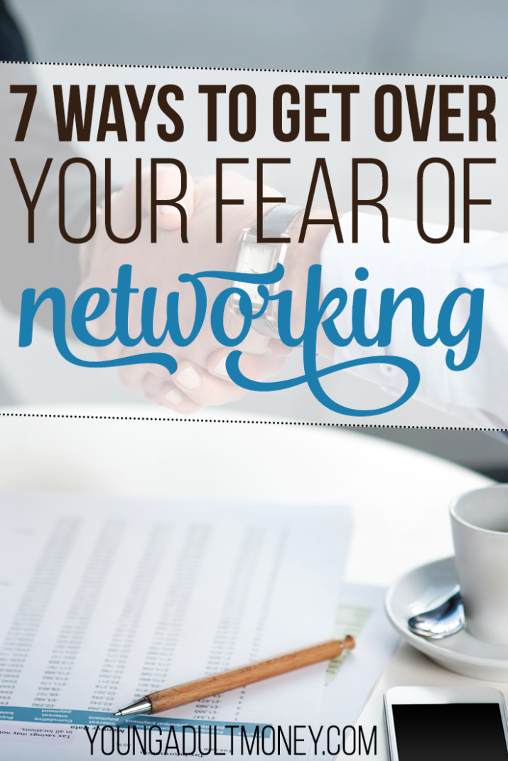 Do you have a huge fear of networking? Most people find it intimidating. Here are 7 tips on how to approach networking effectively, without freaking out.