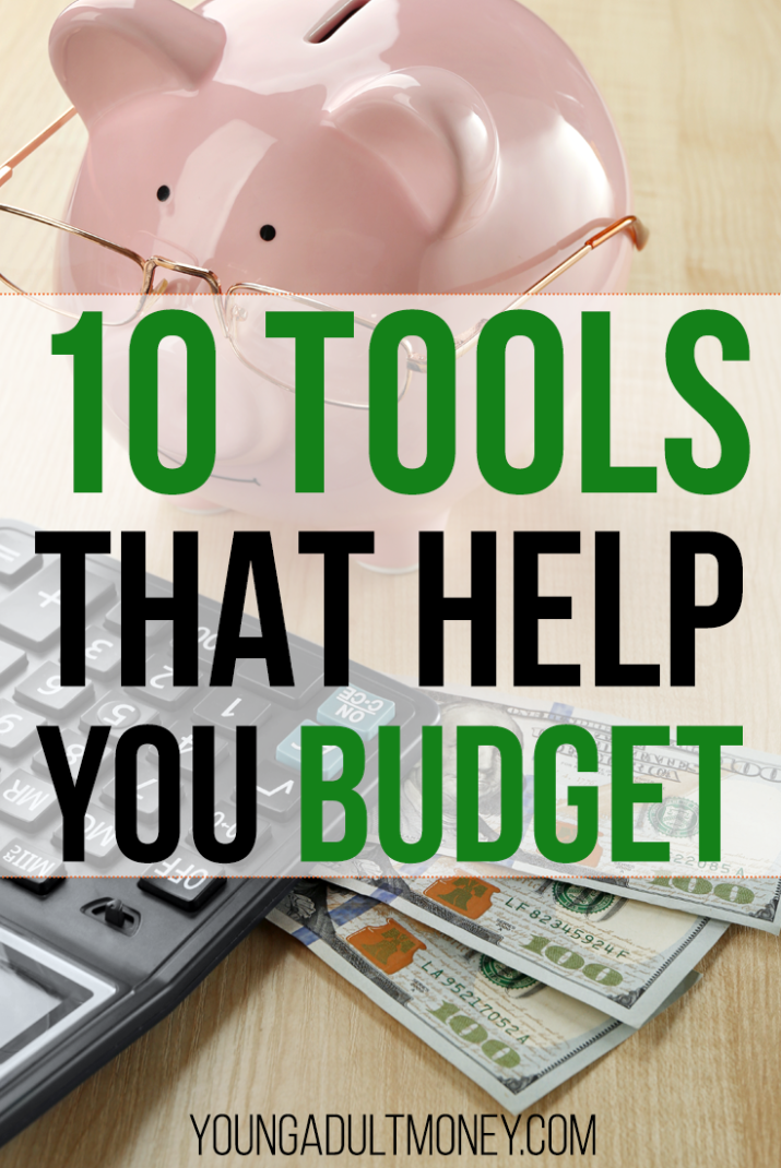 Budgeting. we may cringe at the word, but budgeting doesn't have to be painful. In fact, it can even be fun! Here are 10 tools that help you budget.