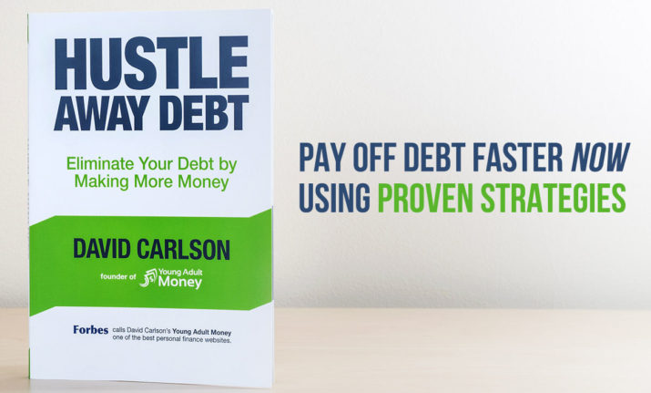 Hustle Away Debt Book - Pay off your Debt Faster by Using Side Hustles