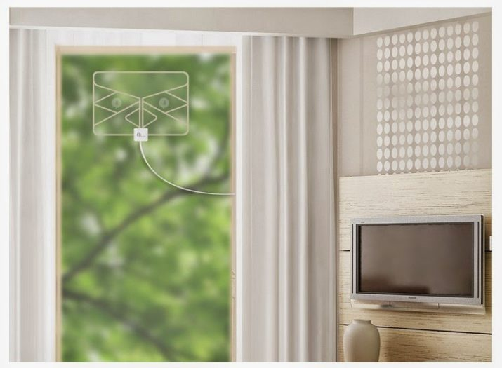 Digital HDTV Antenna for cutting cable