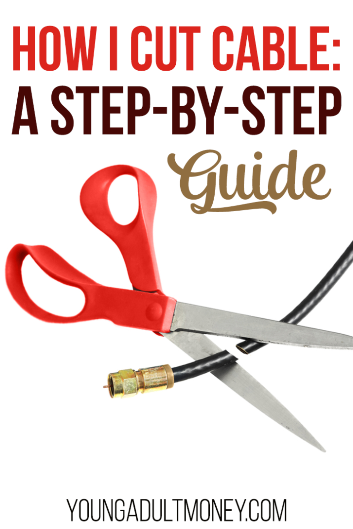 Sick of your cable bill? So was I, so I cut cable in 2017! I share a step-by-step guide of how to cut cable and still have great entertainment options.