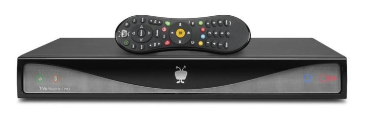 Tivo Roamio DVR OTA for cutting cable
