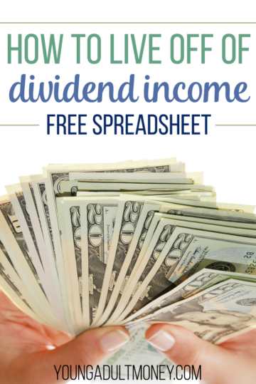 How much can you earn from dividend income