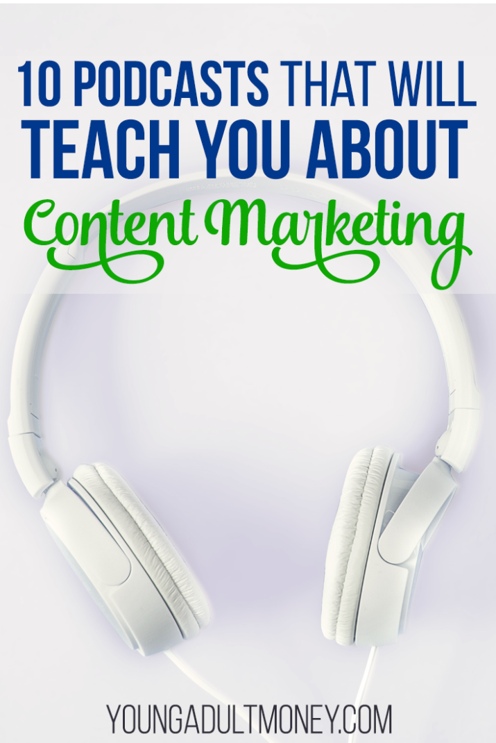 Need to learn more about content marketing in a short amount of time? The solution is - podcasts! Here are the 10 best podcasts about content marketing.