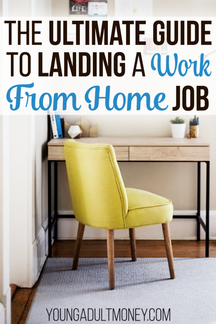 Want to work from home? This 6-step guide to landing a work from home job will help you start earning money away from the office.