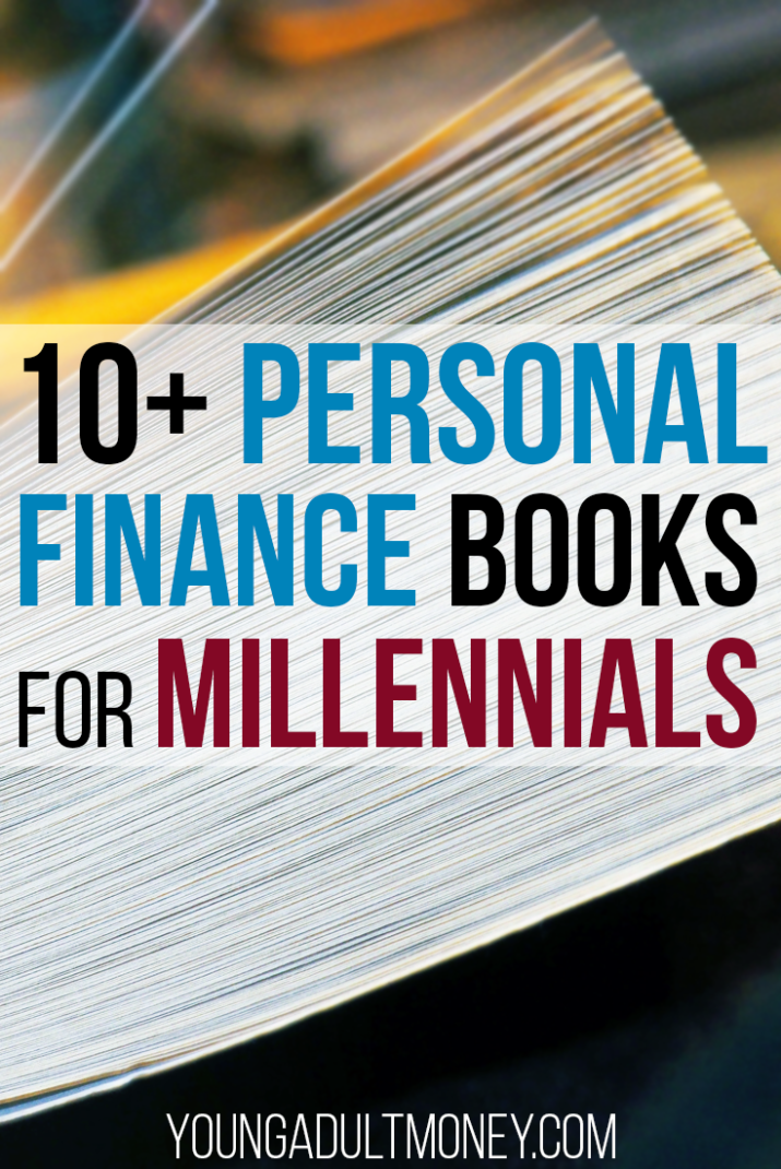Are you a millennial looking for some great personal finance books? Or are you shopping for a personal finance book for millennials? Here's 12 great options.
