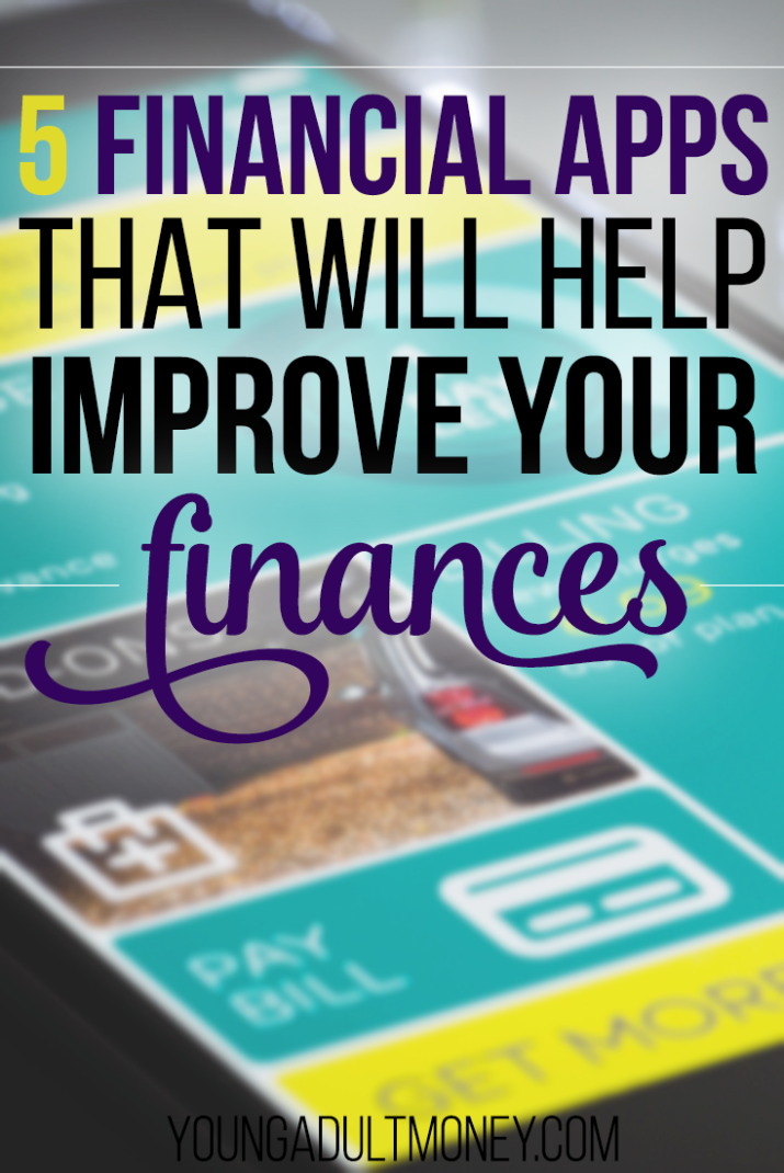 Saving and managing your money has become increasingly easy to do with finance apps that allow you to manage your money on the go.