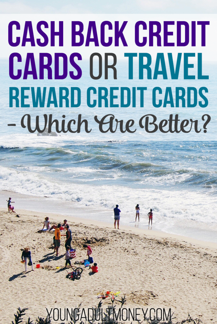 There's a lot of credit cards available with great rewards and sign-up bonuses. So which are better - cash back credit cards or travel award credit cards?