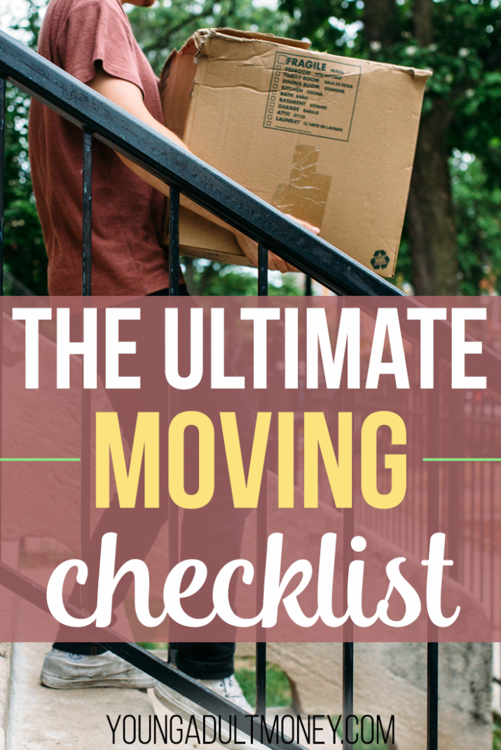 Moving can be frustrating. Packing and adjusting to a new setting can be hard. Here are 7 things to do to help make moving easier.