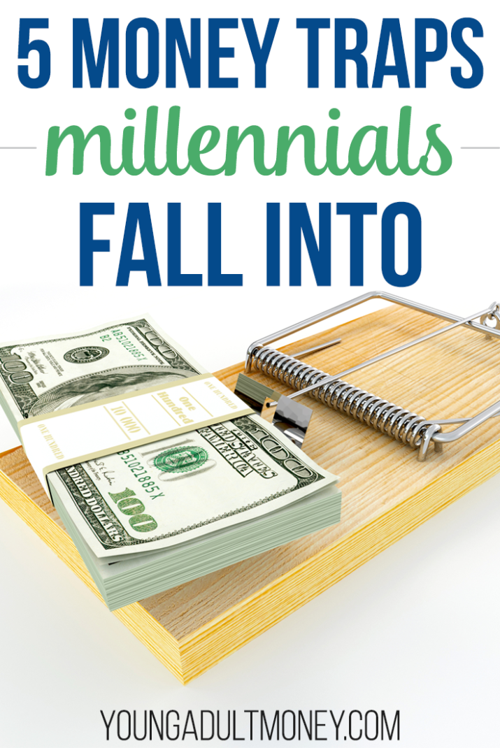 Millennials may not be destroying everything people say, but there are some money traps they fall into when it comes to our personal finances.