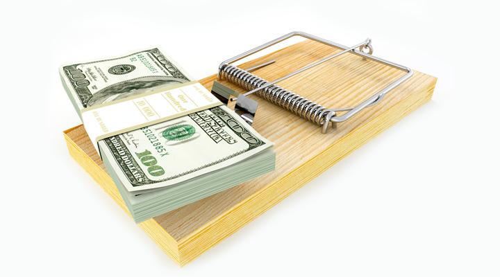 5 Money Traps Millennials Fall Into