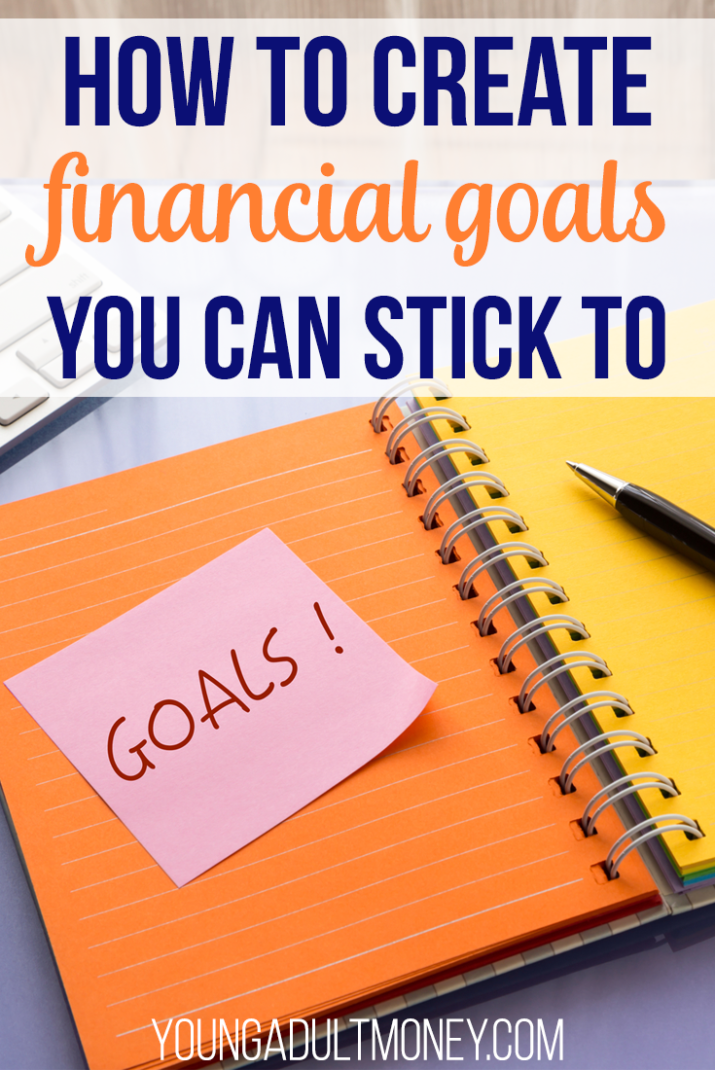 Want to stick to your financial goals this year? Here are unique goal-setting tips to help increase your chances of success.
