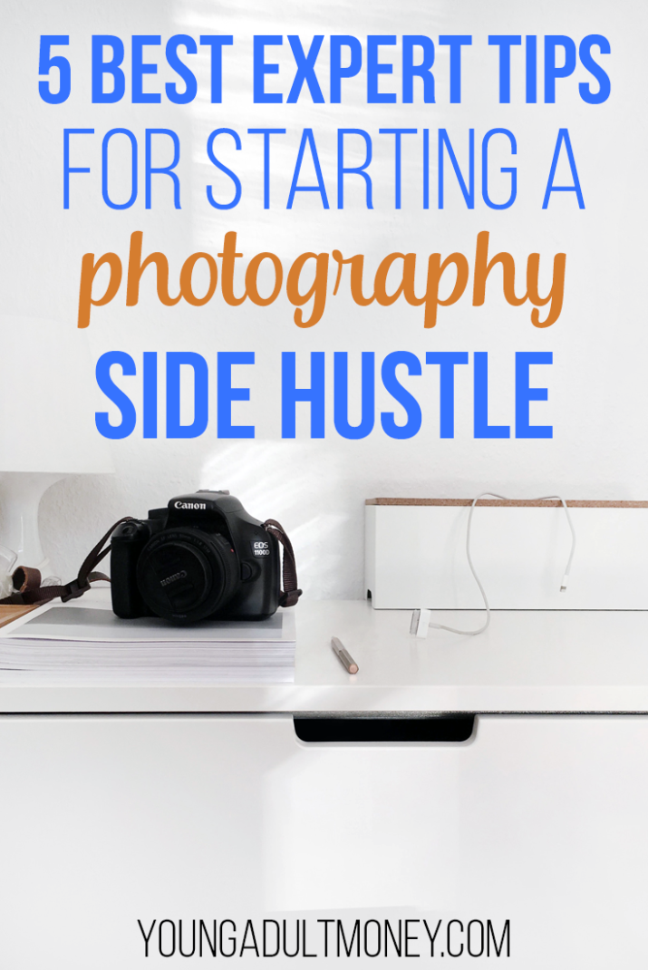 Amazing photographers share with us their best tips and expert tricks to starting a photography side hustle.