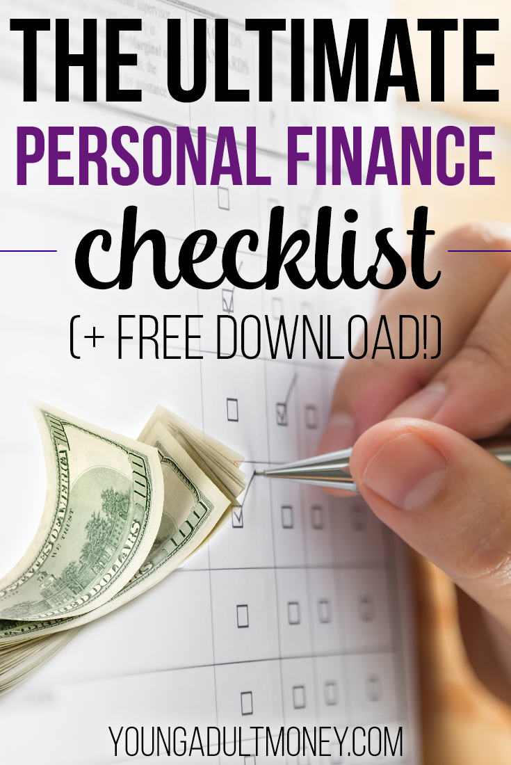 Your Financial Health Checklist for Every Decade pics