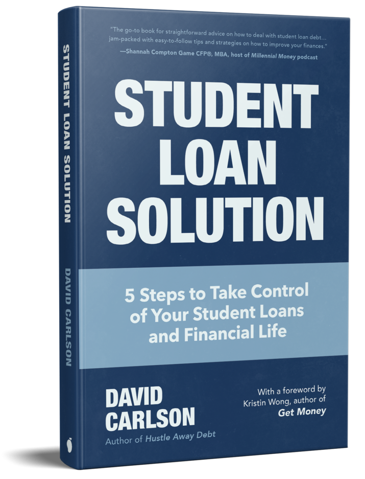 Student Loan Solution Cover - 3D