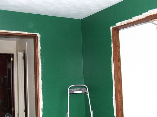 Why You Should Not Paint Your Apartment